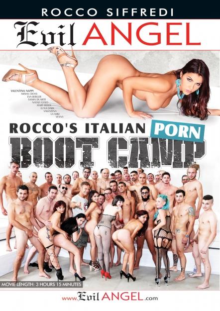 Rocco S Italian Porn Boot Camp