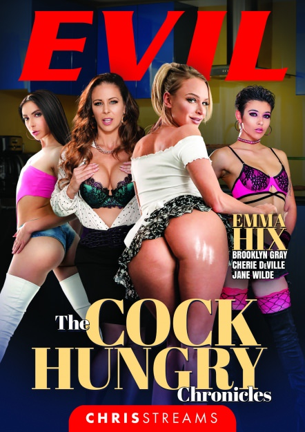 The Cock Hungry Chronicles