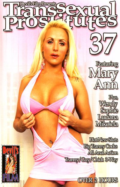 Transsexual Prostitutes #37