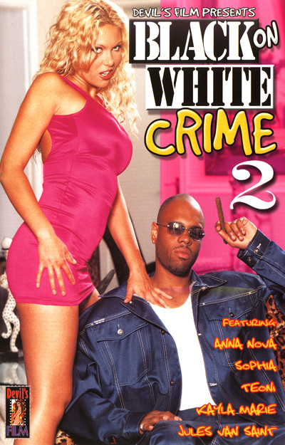 Black On White Crime #02