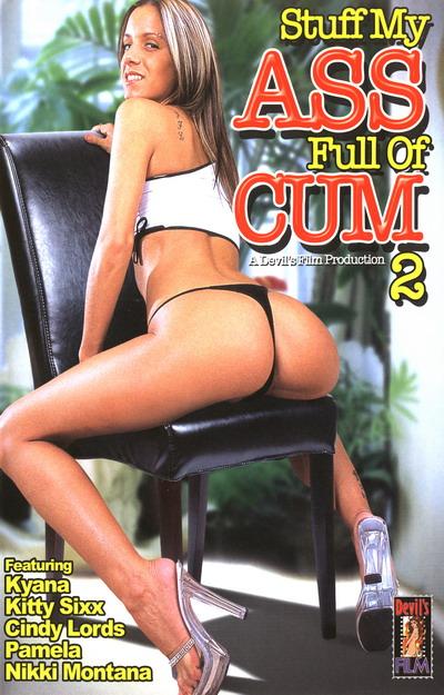 Stuff my Ass Full Of Cum #02