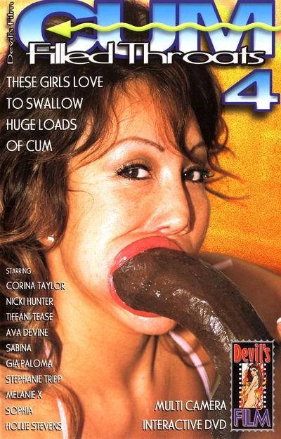 Cum Filled Throats #04