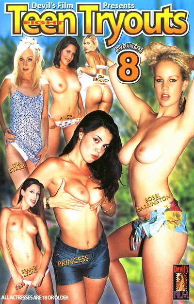 Eight Teen Tryouts #08