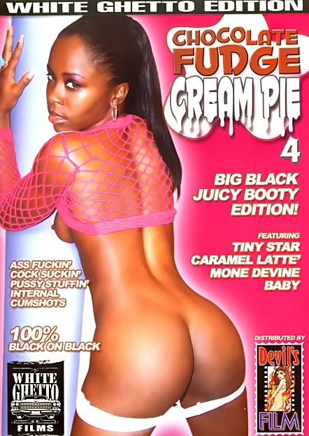 Chocolate Fudge Cream Pie #04