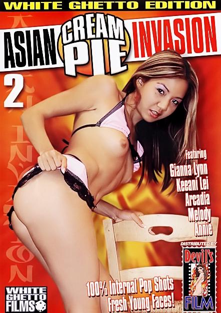 Asian Cream Pie Invasion #02