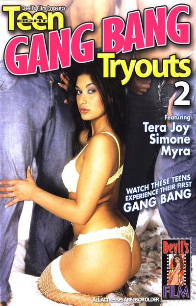 Eight Teen Gang Bang Tryouts #02