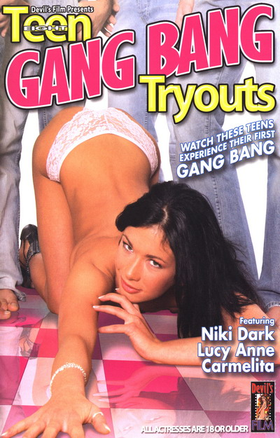 Eight Teen Gang Bang Tryouts