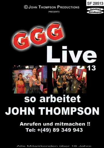 GGG Live #13