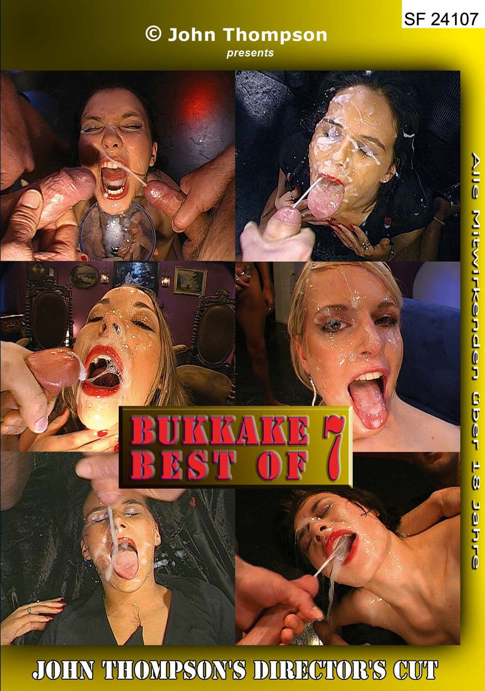 Best of Bukkake #07