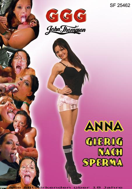Anna, affamee de sperme