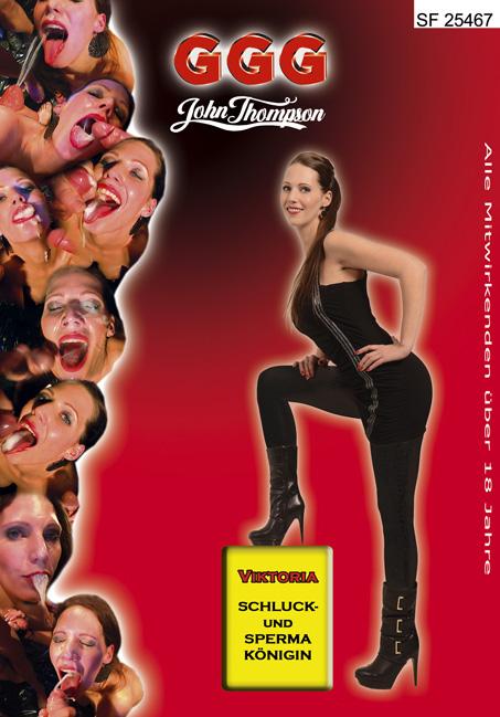 Viktoria, fan de sperme