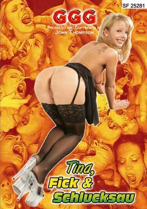 Tina, salope de sperme