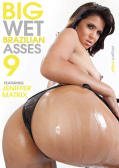 Big Wet Brazilian Asses #9