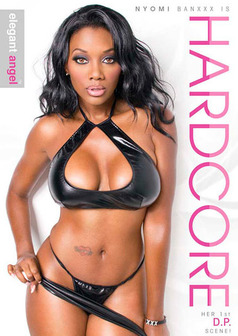 Nyomi Banxxx is Hardcore #1