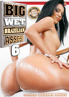 Big Wet Brazilian Asses #6