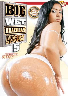 Big Wet Brazilian Asses #5