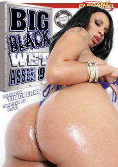 Big Black Wet Asses #9