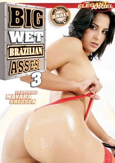 Big Wet Brazilian Asses #3