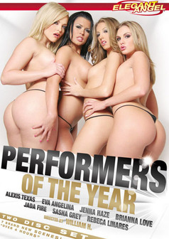Performers of the Year 2008