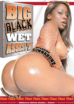 Big Black Wet Asses #7