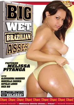Big Wet Brazilian Asses #1