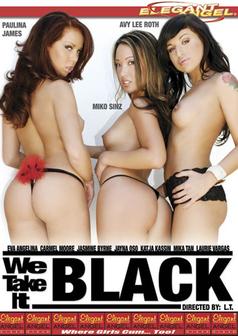 We Take it Black #1