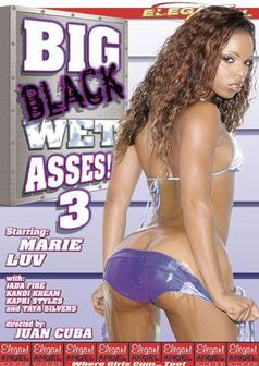 Big Black Wet Asses #3
