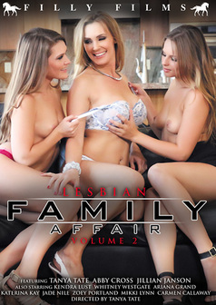 Lesbian Family Affair #2