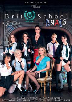 Tanya Tate's Brit School Brats #1