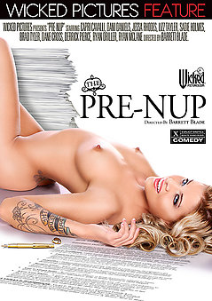 The Pre-Nup DVD