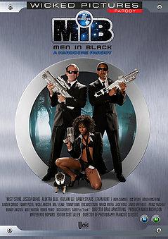 Men in Black: A Hardcore Parody DVD