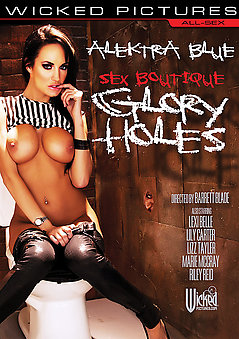 The Sex Boutique: Glory Holes DVD