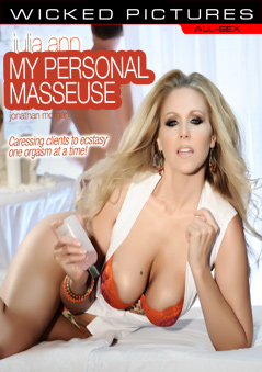 My Personnal Masseuse DVD