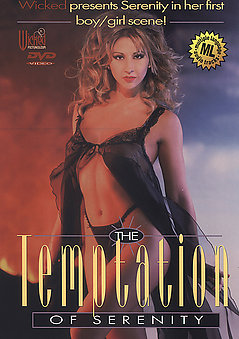 Temptation of Serenity DVD