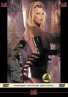 Anal Maniacs #2 DVD