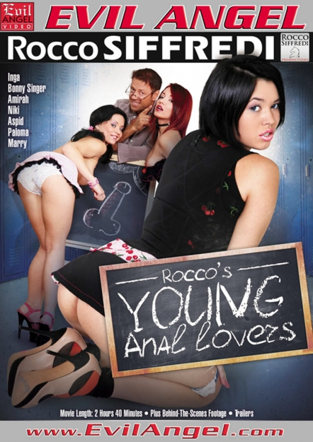 Rocco's Young Anal Lovers