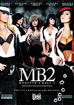 Mobster's Ball #2 DVD