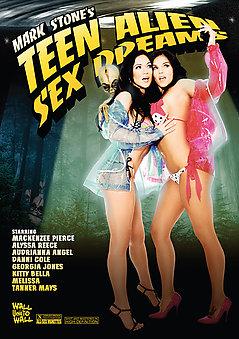 Mark Stones Teen Alien Sex Dreams DVD