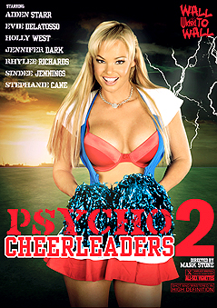 Psycho Cheerleaders 2 DVD