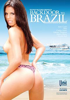Backdoor to Brazil DVD