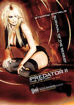 Predator II The Return DVD