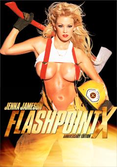 Flashpoint X DVD