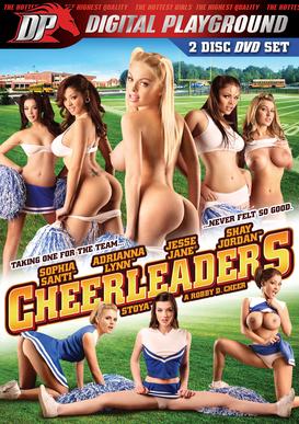 Cheerleaders DVD