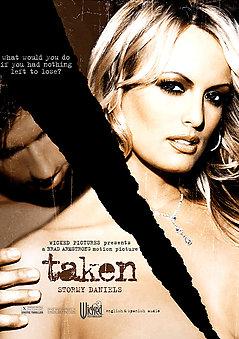 Taken DVD