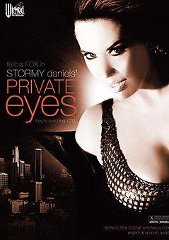 Private Eyes DVD
