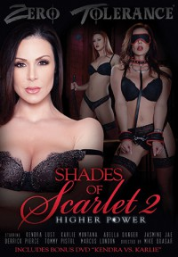 Shades of Scarlet #2