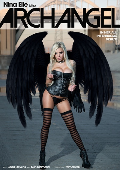 Nina Elle Is The Arch Angel