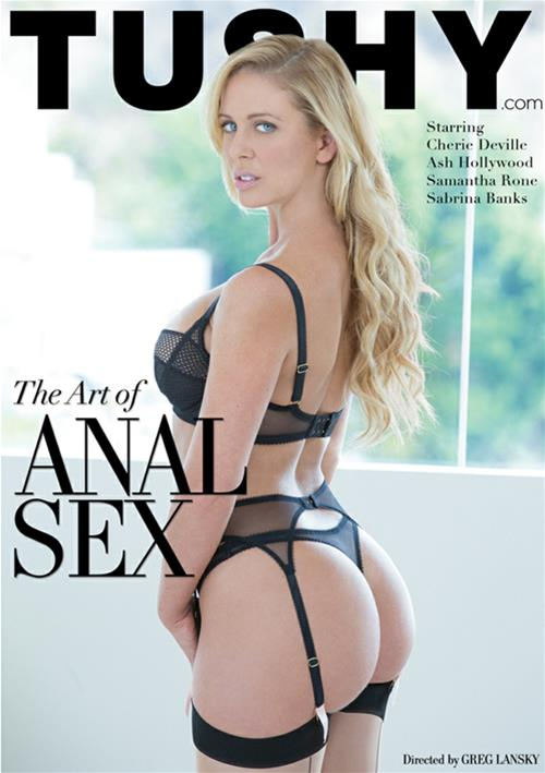 The Art Of Anal Sex