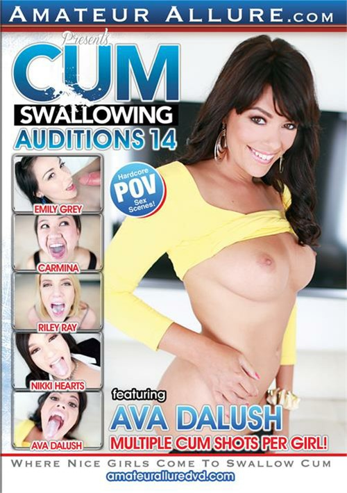 Cum Swallowing Auditions Vol. 14