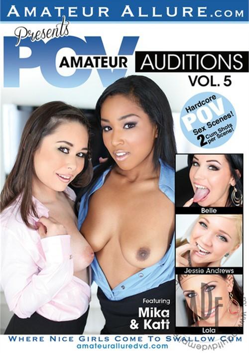 POV Amateur Auditions Vol. 5